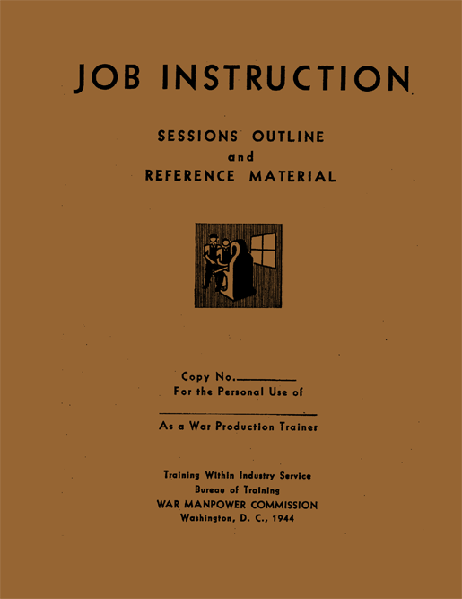 the training and work of an initiate pdf